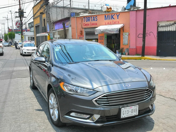 Ford Fusion 2.5 Se Advance At 2017