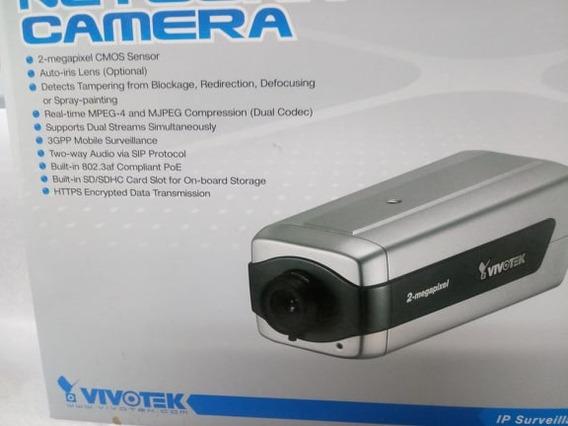 Vivotek Ip7160 - Câmera De Segurança Network 2mp