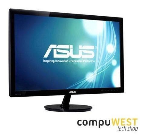 Monitor Gamer Asus Led 24´ Widescreen, Full Hd, Hdmi/vga/dvi