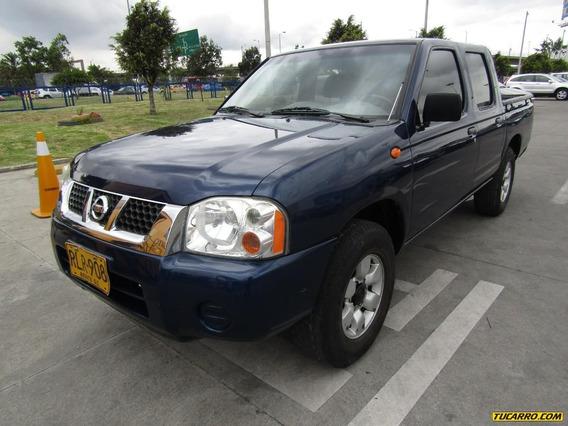 Nissan Frontier Np300 Mt 2400 4x2