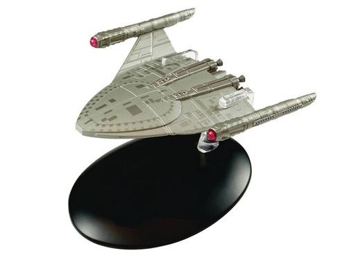 Miniatura Star Trek 124 Ss Emmette - Eaglemoss Bonellihq L19