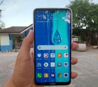 Huawei Y Max Concorrente Xiaomi Mi Max 3 4gb Ram 128gb Interna A Maior Tela 7,12 Polegadas