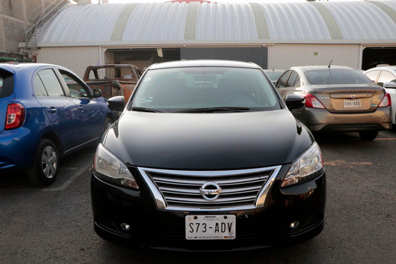 Nissan Sentra 2016 1.8 Advance Mt