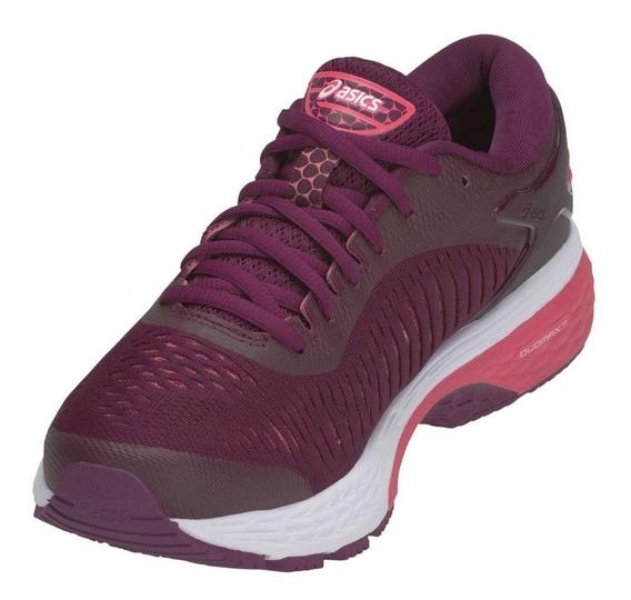 Asics Zapatillas Running Mujer Gel Kayano 25 Purpura / Rosa
