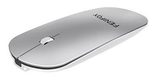 Raton Bluetooth, Fenifox Slim Mini Raton Inalambrico Portati