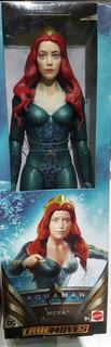 Aquaman Mattel Mera Truemoves