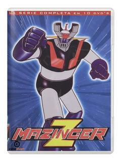 Mazinger Z La Serie Completa Dvd