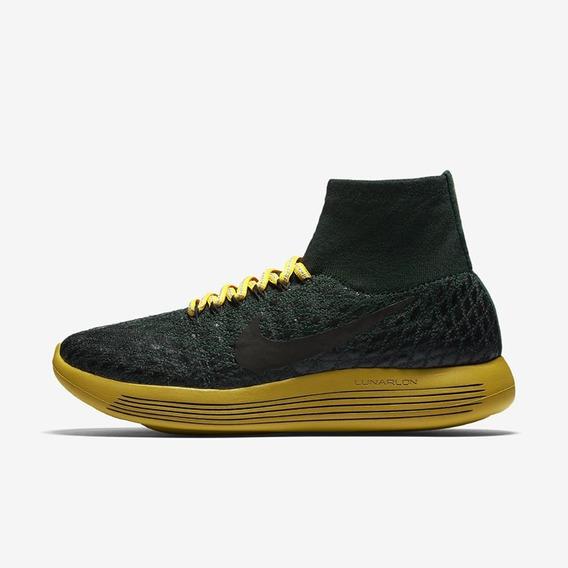 Tênis Nikelab Corrida Lunarepic Flyknit Nike Lab Running 35