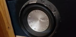 Bajo Rockford T1 Doble Bobina 10 Pulgadas 1500watt 600rms