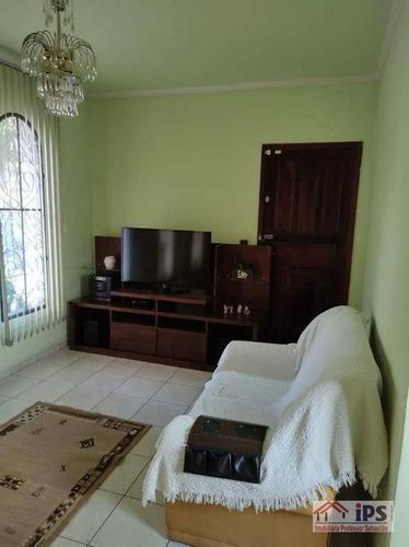 Casa Com 3 Dormitórios Para Alugar, 194 M² Por R$ 3.000,00/mês - Jardim Santa Genebra Ii (barão Geraldo) - Campinas/sp - Ca1473