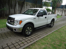 Ford Lobo 4x4 Regular 2012 (impecable)