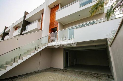 Imagem 1 de 30 de Casa Com 3 Dormitórios À Venda, 212 M² Por R$ 980.000,00 - São José - São Leopoldo/rs - Ca3558