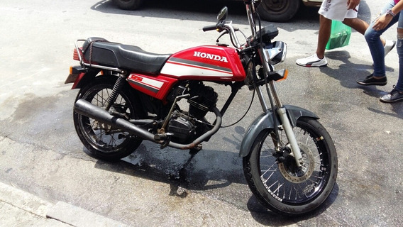 Honda Ml 125 Ohc