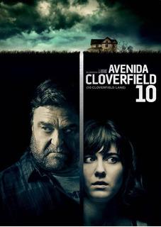 Dvd - Avenida Cloverfield 10