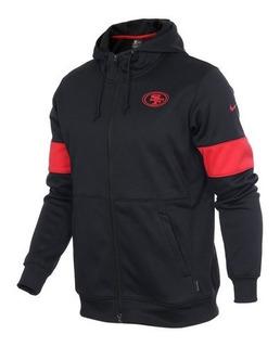 Sudadera Original Nike Onfield Nfl 49ers San Fransisc Ao4139