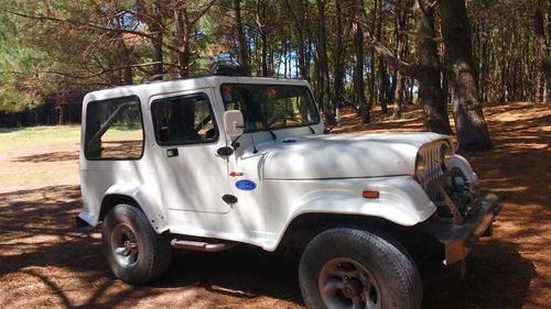 Jeep Ika Potro Doble Traccion