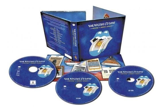 Rolling Stones Bridges To Buenos Aires 2 Cd + Blu Ray Nuevo