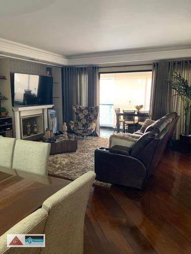 Imagem 1 de 18 de Apartamento Com 3 Suítes, 151 M² - Venda Por R$ 1.150.000 Ou Aluguel Por R$ 6.000/mês - Tatuapé - São Paulo/sp - Ap6391