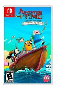 Juego Switch Adventure Time: Pirates Of The Enchiridion (us)