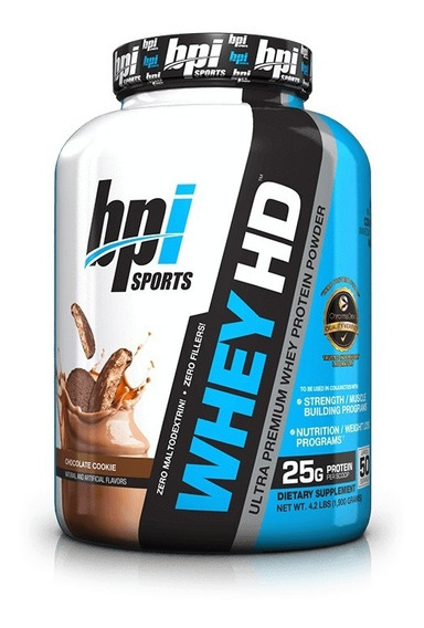 Bpi Whey Hd Protein 4lb Chocolate Cook - L a $34200
