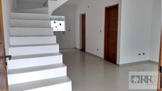 Casa Em Condomínio Para Venda Em Suzano, Caxanga, 2 Dormitórios, 1 Banheiro, 1 Vaga - 150