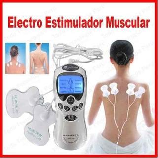 Electroestimulador Tens Terapia Digital 8 Electrodos* Lima*
