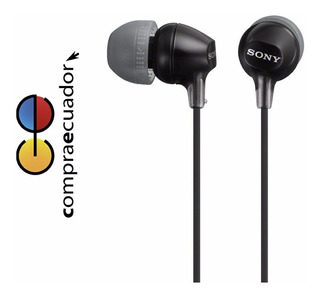 Sony Mdr-ex15lp Audifonos Ergonomicos Goma iPod Mp5 Mp4 Mp3