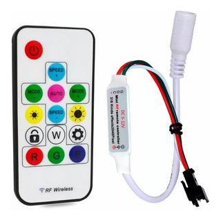 Controlador Tiras Led Ws2812b Ws2811 Neopixel Inteligente