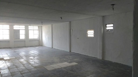 Sala Em Vila Nova, Santos/sp De 300m² Para Locação R$ 2.500,00/mes - Sa388000