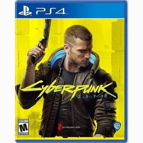 Imagen 1 de 1 de Cyberpunk 2077 Playstation 4 Sellados