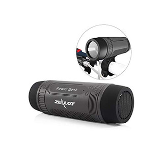 Outdoor Speakers Portable Bluetooth Bicycle Speaker Zealot S