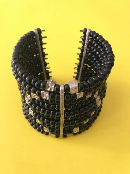 Bracelete Black Piano - Cod.b701