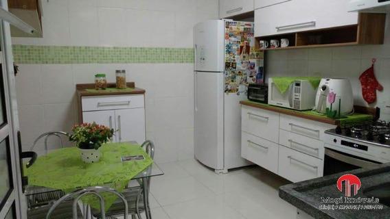 Casa Em Condomínio Para Venda Em Mogi Das Cruzes, Mogi Moderno, 2 Dormitórios, 2 Banheiros, 2 Vagas - So517_2-1059555
