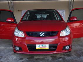 Suzuki Sx4 Rojo 2010