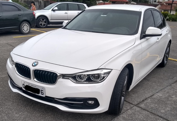 Bmw 320ia 2017 Active Flex 2.0 16v Turbo Aut. 4p
