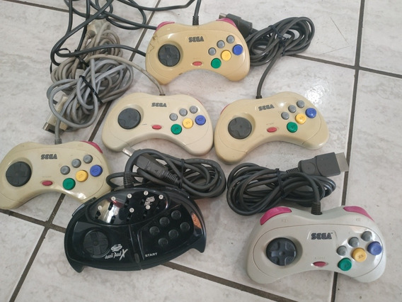 Controle Sega Saturno Original