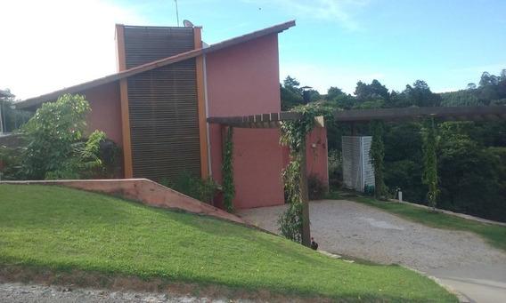 Ótima Casa De Campo, Localizada Em Condomínio Fechado - 170-im309404