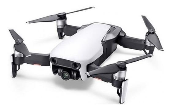Drone Dji Mavic Air Fly More Combo Com Câmera 4k Artic White