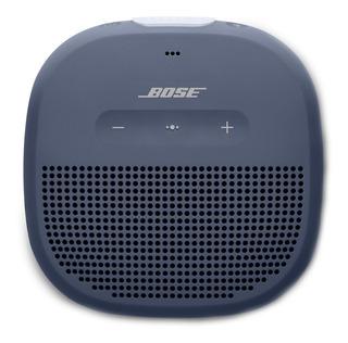 Parlante Bose SoundLink Micro portátil inalámbrico Midnight blue