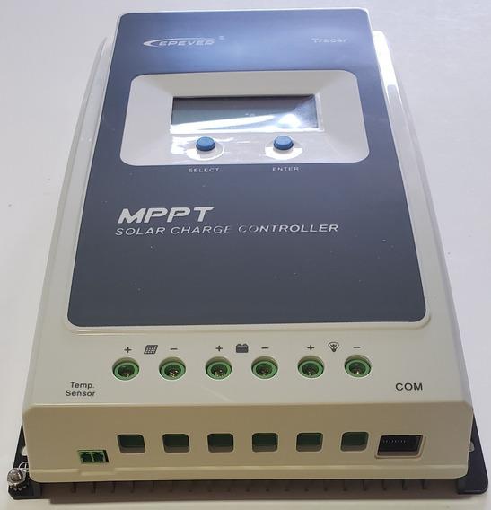 Controlador De Carga Solar Mppt Tracer Epever 40a 4210an