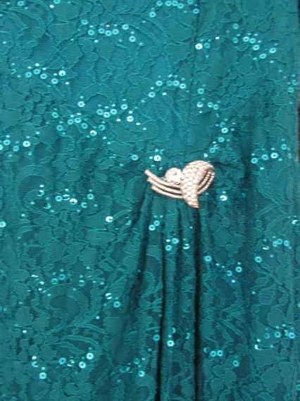 Vestido Longo Com Paetê Para Festa Ou Casamento