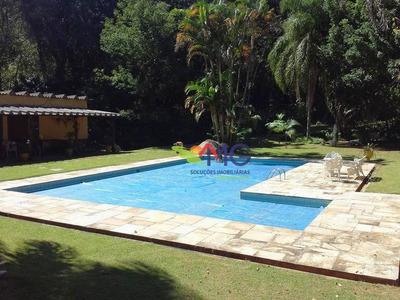 Chácara Com Lago Para Venda No Portão, Atibaia. - Ch0005