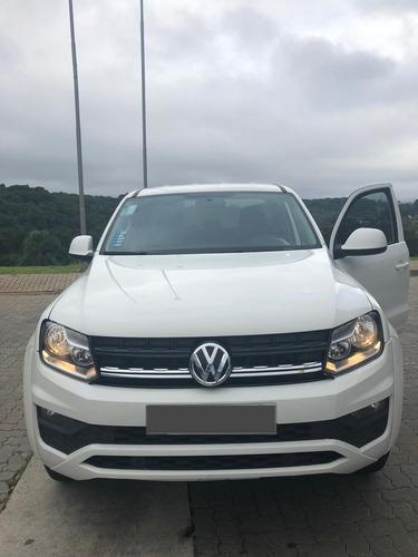 Volkswagen Amarok 2.0 Trendline Cab. Dupla 4x4 4p 2017