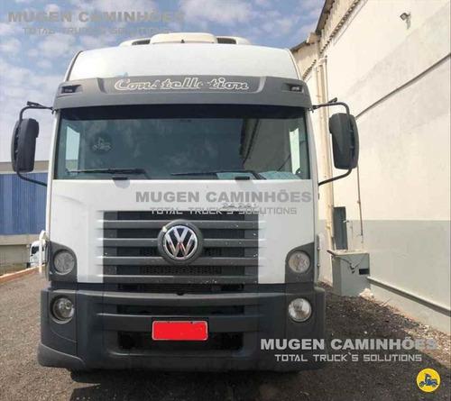 Caminhao Volkswagen Vw 24280 - Mugen Caminhões