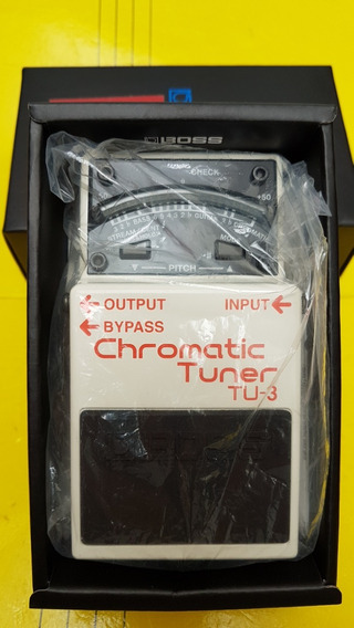 Pedal Boss Tu3 Chromatic Tuner