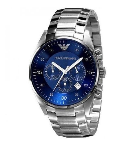 Relógio Masculino Armani Aço Inox Frete Grátis!!!