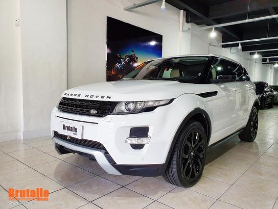 Land Rover Range Rover Evoque Dynamic 5d Branca