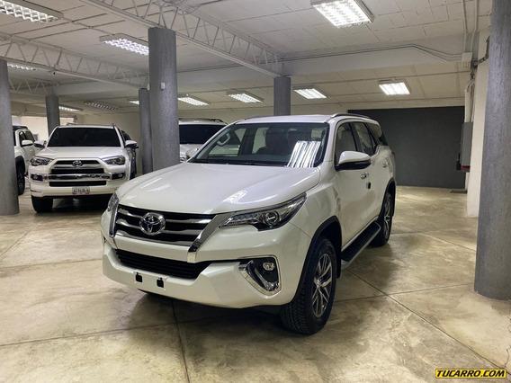 Toyota Fortuner Dubai 2019