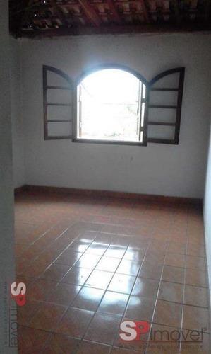 Imagem 1 de 14 de Sobrado Com 3 Dormitórios À Venda, 134 M²  - Jardim Modelo - São Paulo/sp - Sb31229v