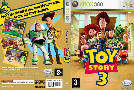 Toy Story 3 - Mídia Digital - Xbox 360